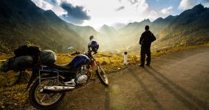 motorbike-city