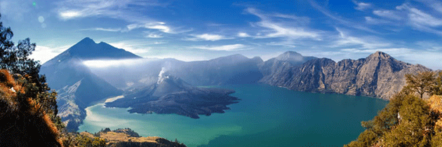 Rinjani Mountain: Bulutların Üzerine Tırmanmak